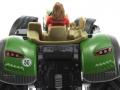 Siku Sondermodell - Fendt 720 Vario Nature Green Traktorado 2017 Fahrerin hinten