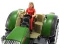 Siku Sondermodell - Fendt 720 Vario Nature Green Traktorado 2017 Fahrerin