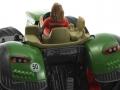 Siku Sondermodell Traktorado 2017 - Fendt 722 Vario Nature Green Fahrerin hinten