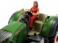 Siku Sondermodell Traktorado 2017 - Fendt 722 Vario Nature Green Fahrerin