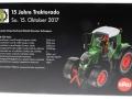 Siku Sondermodell Traktorado 2017 - Fendt 722 Vario Nature Green Karton hinten