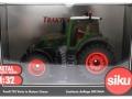 Siku Sondermodell Traktorado 2017 - Fendt 722 Vario Nature Green Karton vorne