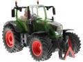 Siku Sondermodell Traktorado 2017 - Fendt 722 Vario Nature Green unten vorne rechts