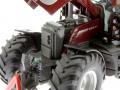 Siku x9910028600 - Fendt 936 Vario Limited Edition Rot Motor links nah