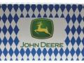 Siku zlf2004 - John Deere 5720 mit Ballenzange und Gewicht ZLF 2004 Karton hinten