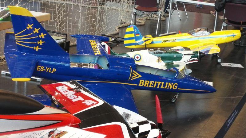 Spielidee Rostock 2016 - Modellflugzeuge
