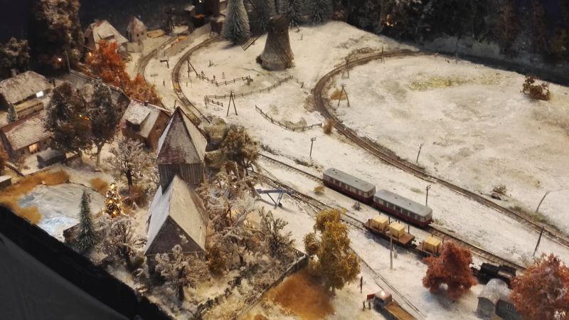 Spielidee Rostock 2016 - Winterlandschaft