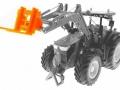 Palettengabel für Siku-6777 John Deere 7R mit Frontlader Control 32
