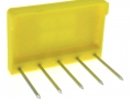 Mistgabel gelb für Siku Control 32 vorne