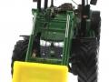 Mistgabel gelb - Siku Control 32 John Deere 7R vorne