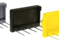 Mistgabel gelb schwarz silber - Siku Control 32 John Deere 7R