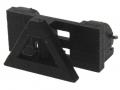Adapter Frontdreieck schwarz Siku Control