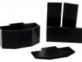Siku Frontgewicht schwarz mit einzelnen Metallgewichten