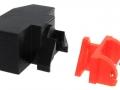 Siku Frontgewicht schwarz mit Frontdreieck Adapter