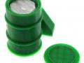Frontgewicht Fass grün mit Gewicht Siku