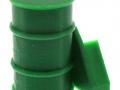 Frontgewicht Fass grün Siku