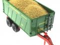 Getreide für Siku Brantner Stabilisator Anhänger oben