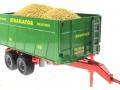 Getreide für Siku Brantner Stabilisator Anhänger unten vorne