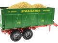 Getreide für Siku Brantner Stabilisator Anhänger