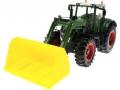 Getreideschaufel gelb Siku Control Fendt 939 - 6778 vorne links