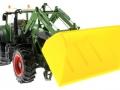 Getreideschaufel gelb Siku Control Fendt 939 - 6778 vorne rechts