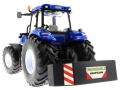 Treckerheld Gewicht Colossus Siku New Holland T8390 hinten