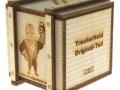 Treckerheld Holz-Kiste vorne links