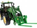 Paletten Langgabel grün Siku Control John Deere 7r