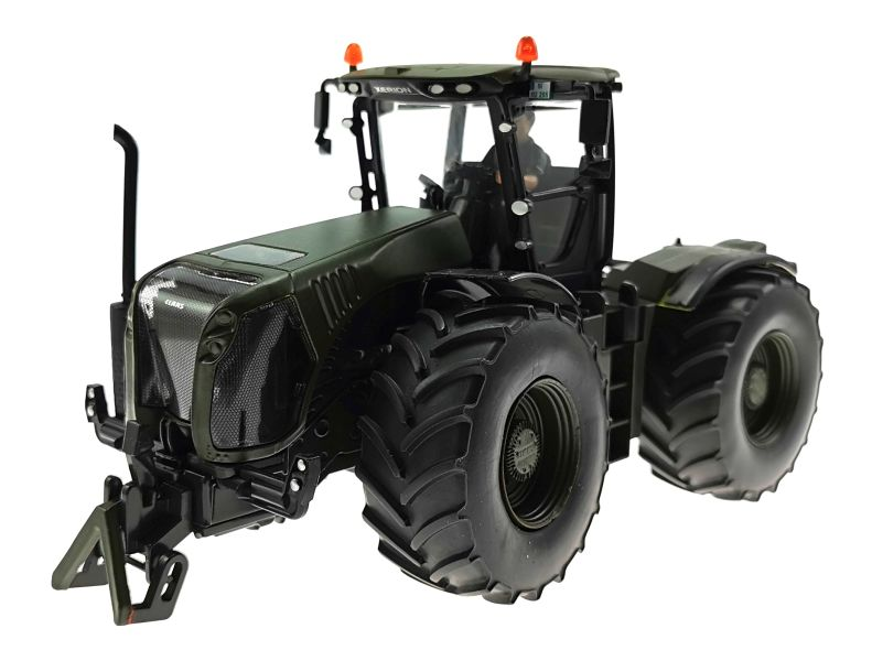 Siku Claas Xerion 5000 Traktor  Nato-Oliv-Grün