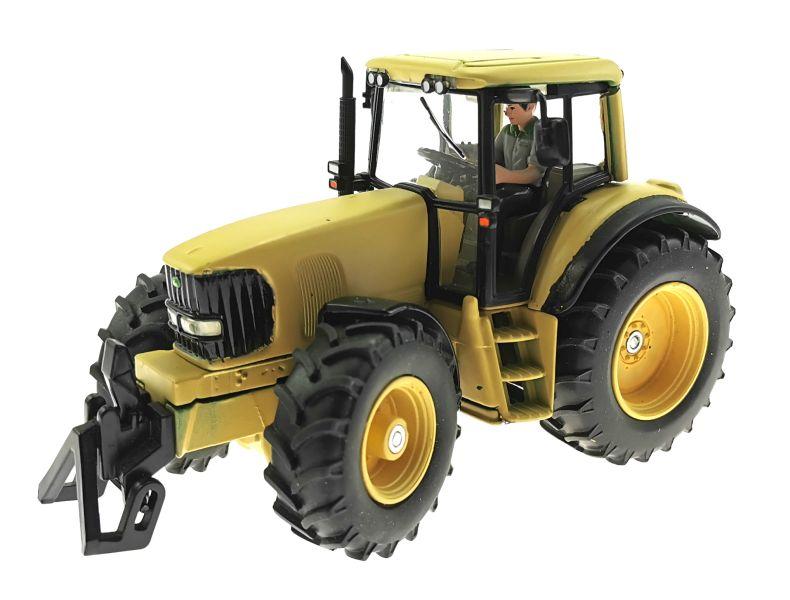 Siku John Deere Traktor 1:32 Sandfarben