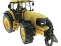 Siku John Deere Traktor 1:32 Sandfarben vorne rechts