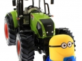 Frontgewicht Minion an Siku Claas Axion