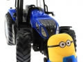 Frontgewicht Minion an Siku New Holland