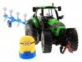 Frontgewicht Minion an Deutz-Fahr Traktor einzeln