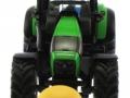 Frontgewicht Minion an Deutz-Fahr Traktor oben vorne
