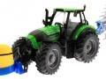 Frontgewicht Minion an Deutz-Fahr Traktor vorne links