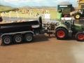Mulden Container und Zubehör für Siku Hakenlift 6786 - Schwarze Mulde