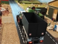 Mulden Container und Zubehör für Siku Hakenlift 6786 - Hoch Container Schwarz