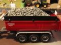 Mulden Container und Zubehör für Siku Hakenlift 6786 - Ladewanderhöhung