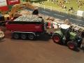 Mulden Container und Zubehör für Siku Hakenlift 6786 - Ladewanderhöhung fern