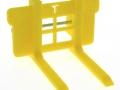 Treckerheld Palettengabel gelb für Siku Control 32