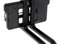 Treckerheld Palettengabel schwarz für Siku Control 32 Gabeln schmal