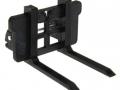 Treckerheld Palettengabel schwarz für Siku Control 32