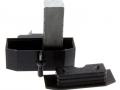 Treckerheld Gewicht Panther mit Dorn in schwarz für Siku Traktoren mit Eisenblock