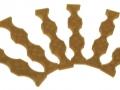 Rohr Stapelhilfe Mittelteile