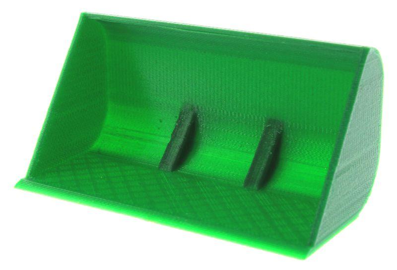 Siku Control 32 Frontlader Schaufel grün