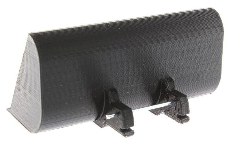 Siku Control 32 Frontlader Schaufel schwarz hinten