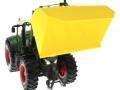 Schaufel gelb Siku Control 32 Fendt 939 Vario mit Frontlader vorne