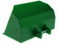 Schaufel grün für Siku Control 32 hinten
