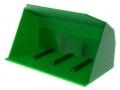 Schaufel grün für Siku Control 32